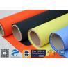 Buy cheap Fireblanket Fiberglass Silicone Coated Fiberglass Fabric Fireproof Cloth from wholesalers