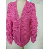 Hand Knit Cardigan, Handmade Sweater, Handcrafted Pullover Manufactures