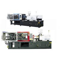 Mini Plastic Variable Pump Injection Molding Machine 100g/S Injection Rate Manufactures