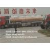 Customizable steel fuel tanker semi trailer for transportation kinds of liquid