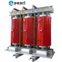 35kV H Class Dry Type Transformer AN / ANAF Cooling Dry Type Power Transformer Manufactures