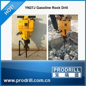 Yn27j Gasoline-Powered Hammer for Driliing Rocks Manufactures