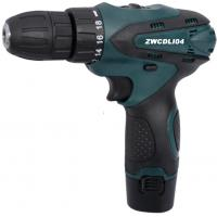 Powerful 10.8v 12V 1.3Ah Electric Lithium Cordless Drill Driver, 2 Speed Makita Drill Sets Manufactures
