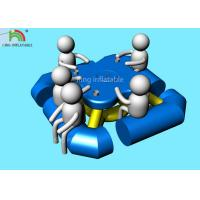Outside Portable Inflatable Table Sport Games Airtight Type 2.5*2.5 m Customized Manufactures