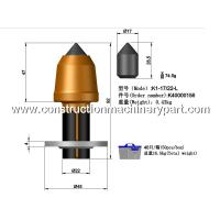Cheap Surface Mining Bits Asphalt Milling Teeth Tungsten Carbide With Wirtgen for sale