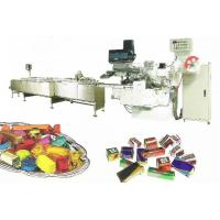 China chocolate envelop type wraping mcahine automatic Chocolate wrapping packing machine on sale
