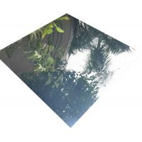 Alloy 1085 Anodized Mirror Reflective Aluminum Sheet Metal For Grille Lamp Manufactures