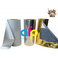Printing Supported Metallized Films Manufactures