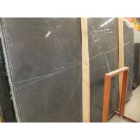Cheap Price Hot Selling Natural Stone Slabs Pietry Grey Marble Iran pietry Grey marble,Gray marble with black veins Manufactures