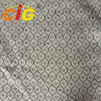 100% Polyester Chenille Upholstery Fabric 145cm Width For Sofa Seat Cover Manufactures