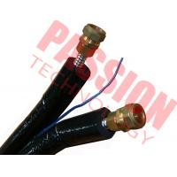 DN12 Twin Solar Water Heater Accessories Solar Hose Pipe OEM / ODM Available Manufactures