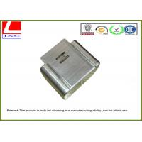 China Precise High Speed CNC Aluminium Machining enclosure for light industry on sale