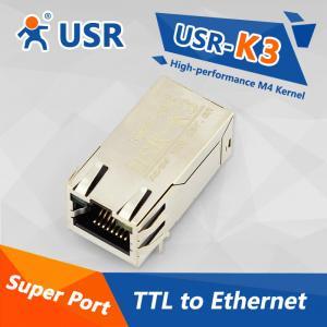 [USR-K3] Embedded TTL to Ethernet server TCP/IP module, DHCP,HTTPD client, Webpage Manufactures