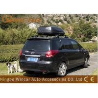 320L Universal Car Roof Boxes Aerodynamic Rack Luggage Pod Basket Cargo Carrier Manufactures