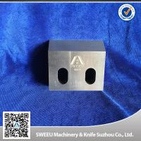 D2 / SKD11 Plastic Granulator Blades customized Hardness long working life Manufactures