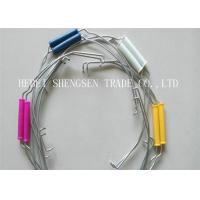 OEM / ODM Low Carbon Steel Galvanized Snappy Grip Bucket Handle For Plastic Bucket Manufactures