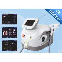 Portable pain free laser hair removal machines for home beauty salon Manufactures