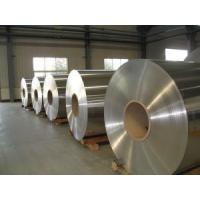 China AL Foil Hydrophilic Aluminium Foil Manufacturing Process for Heat And Acoustic Insulation on sale