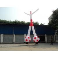 China Colorful Funny Inflatable Advertising Products , Activity Sky Air Dancer on sale