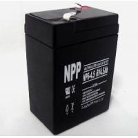 6V4.2ah Lead Acid Battery Manufactures
