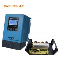 China 30A solar controller MPPT 12 / 24 / 36 / 48v DC Input voltage 2 years Warranty on sale