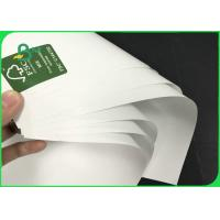 80G 128G 170G 1000 * 1500MM Matte Art Paper For Printing Products Synopsis Manufactures