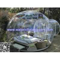 Sports Bubble Transparent Dome Tent  6m x 4m For Advertising Trade Show Manufactures