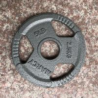 Buy cheap Out Door / Indoor Iron Weight Plates Rust Resistance With Long Lasting from wholesalers