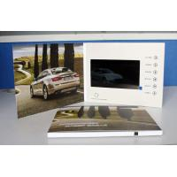 """Personalized Invitation Video Card 4.0"""" / 5.0"""" / 7.0"""" For Advertising , promotion Manufactures"""