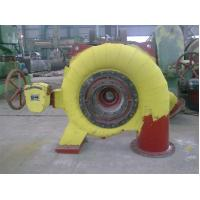Cheap Horizotal Shaft Francis Water Turbine / 500KW Francis Hydro Power Plant for renewable energy for sale