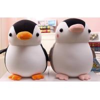Fiber cotton 20 custom stuffed dolls Gift , big stuffed animals penguin Manufactures