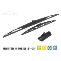 Cars Windscreen Auto Wiper Blades High Performance For Peugeot 206 Manufactures