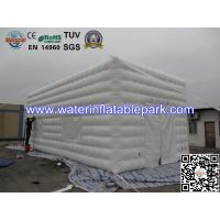 Popular Folding Giant Inflatable Cube Tent Building , Inflatable Structure Manufactures