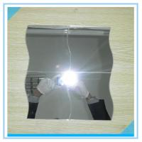 China Bevelled Edge Processed Mirror Glass on sale