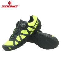 Rubber Sole Casual Cycling Shoes Wear Resistant 3 Years Warranty Sport Use Manufactures