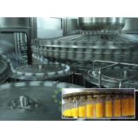 Full Automatic Hot Filling juice production machine 500ml Bottle Manufactures
