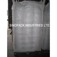 1000KGS tall 4-Panel baffle bag 100% virgin PP for granules packing Manufactures