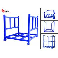 China Customized Three Layers Stacking Tire Rack /  Factory 'S Cloth Cage on sale