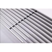 Lightweight Silver White Polished Aluminium Profile For Door And Window Manufactures