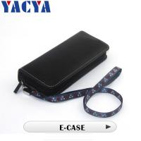 Electronic Cigarette Accessories Leather E-case For All Atomizer And Battery Manufactures