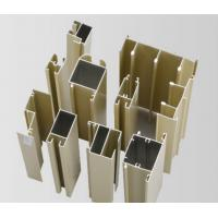 Quality Powder Painted / Anodized Aluminum Extrusion Profiles For Side Hung Doors for sale