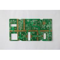 Cheap Customized Rogers PCB Board RF and Microwave Power Technology 2 Layers High Precision for sale
