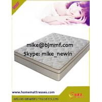 Luxury euro top knitted fabric mattress Manufactures