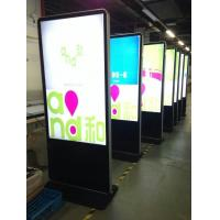 """Cheap Ipad Design HD Networking 65"""" LCD Advertising Digital Signage Display , High Brightness for sale"""