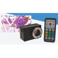 Cheap Highest sensitive hd microscope camera 2 / 3 inch ( pixel size 2.5um ) and 1 / 1.9 inch for sale