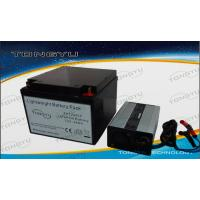 Deep Cycle 12V LiFePO4 Battery 24Ah For Portable Personal Computer Device