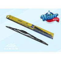 1.2mm Stainless Steel 304 Material Metal Frame Rubber Wiper Blade For J - Hook Car Manufactures