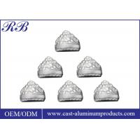 Custom Lead Die Casting Process / Permanent Mould Casting High Precision Manufactures