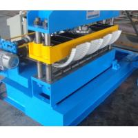 Cheap Hydraulic Curving Roll Forming Machinery for Round Roofs of Buildings for sale