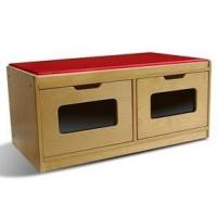 Cheap Storage Bench with 2 Drawers for sale